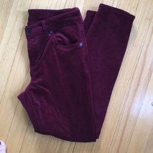 Pants - Edyson size 27P Skinny Cords